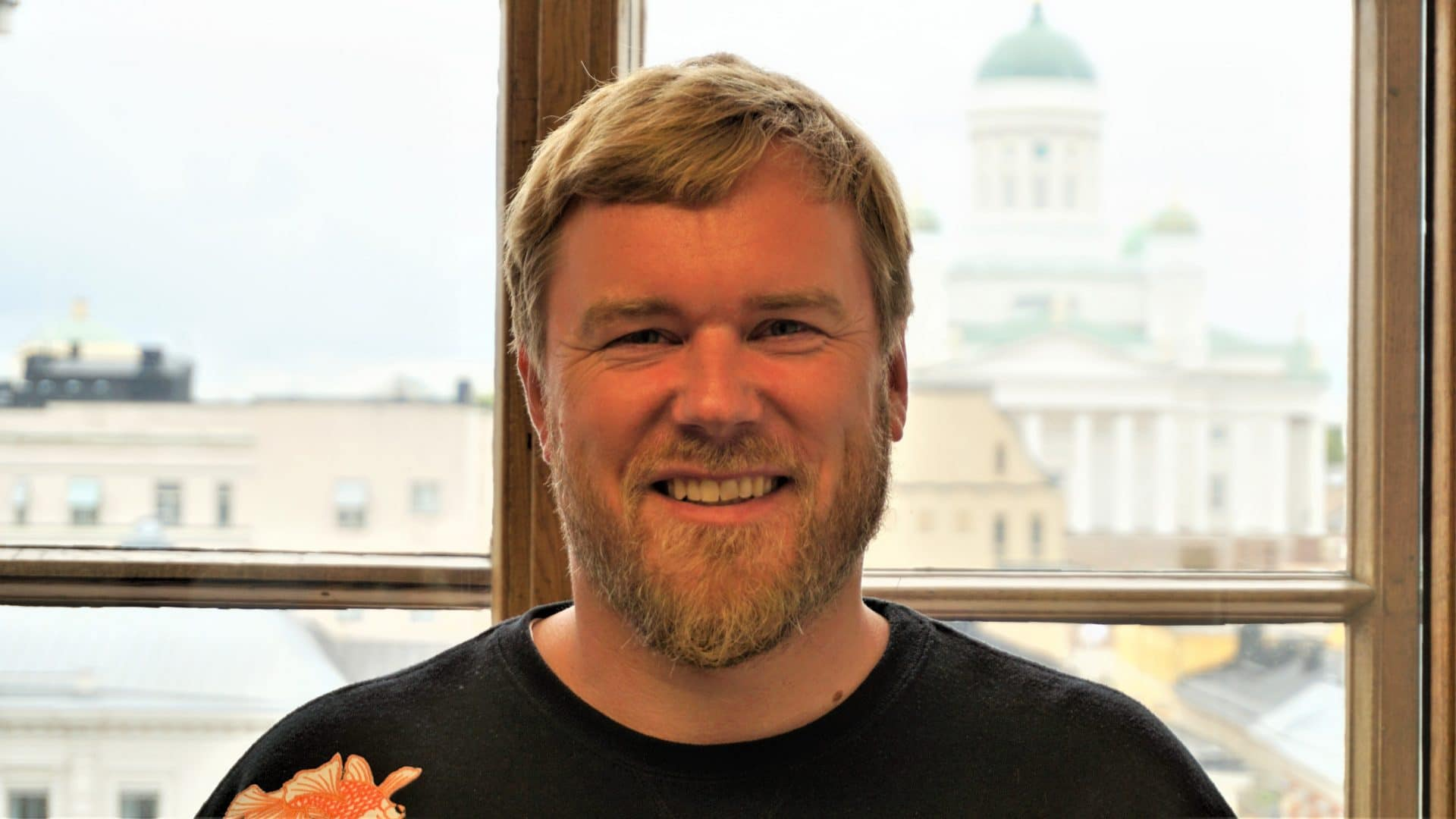 Antti Artificial Intelligence AI Entrepreneurs Of Finland .