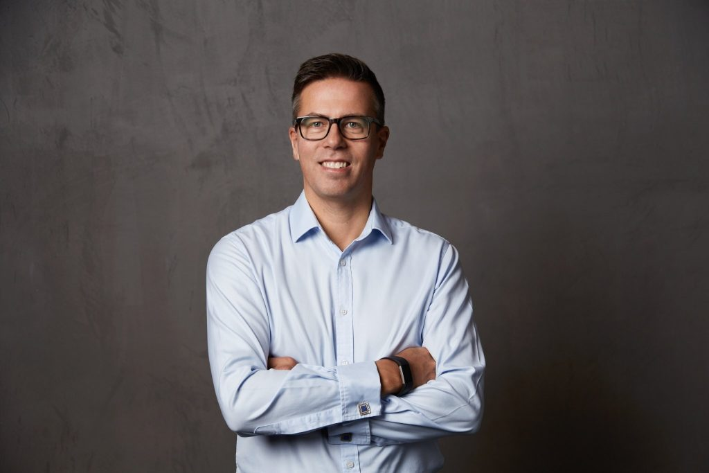 Lasse Makela Founder Invesdor Equity Funding Crowdfunding Entrepreneurs of Finland 1