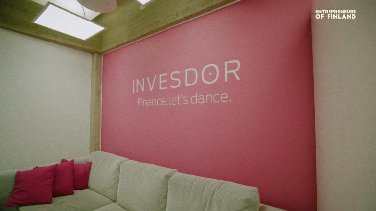 Lasse Makela Founder Invesdor Equity Funding Crowdfunding Entrepreneurs of Finland 14