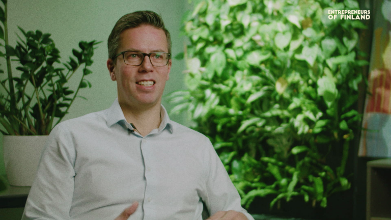 Lasse Makela Founder Invesdor Equity Funding Crowdfunding Entrepreneurs of Finland 16