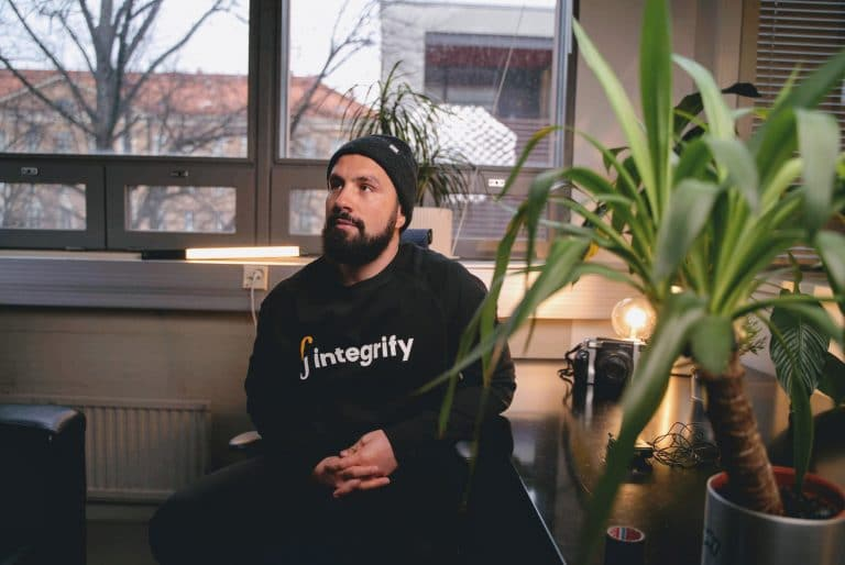 Daniel Rahman Founder Integrify Software Development Company Entrepreneurs of Finland 1