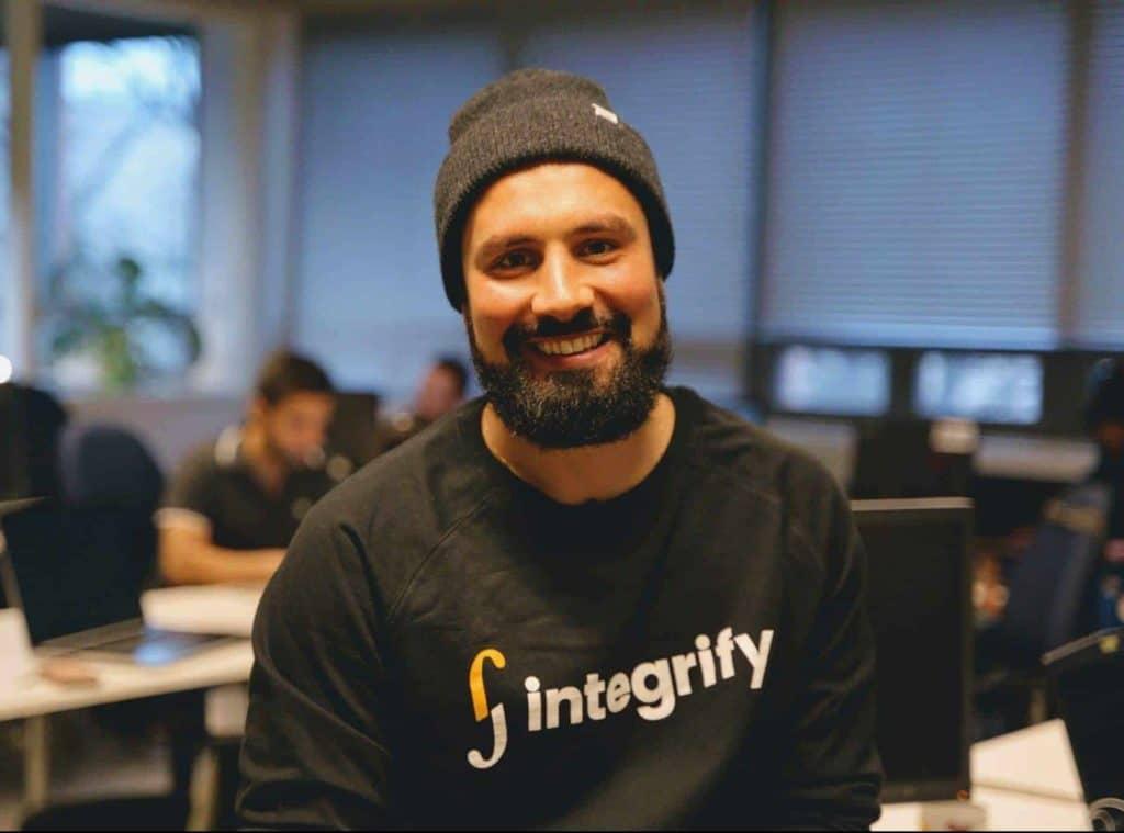 Daniel Rahman Founder Integrify Software Development Company Entrepreneurs of Finland 4 scaled e1580815526468