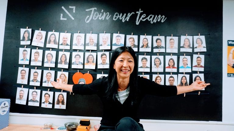 Anne Badan Founder TheShortCut Community Talent Accelerator9