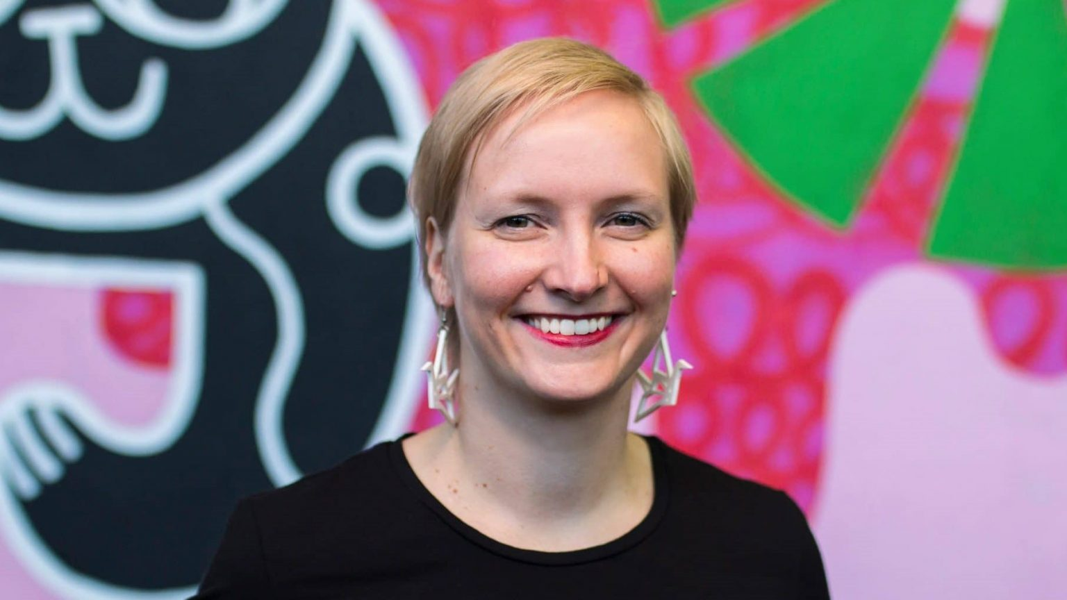 Anna Juusela Founder We Encourage Fundraising Platform NGOs Startup Finland 16x9 1