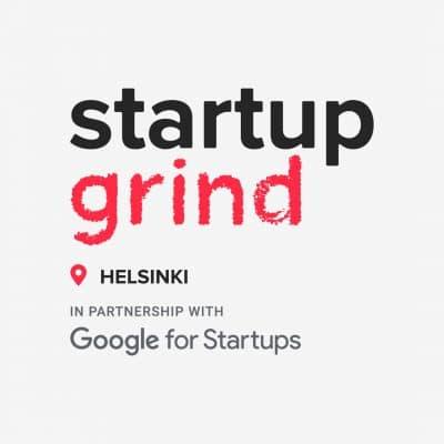 Startup Grind Helsinki Logo Entrepreneurs of Finland
