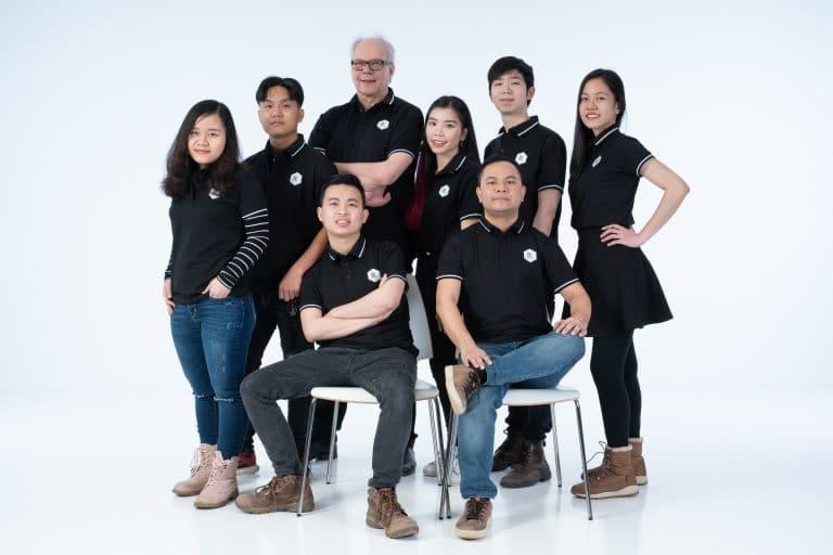 6. Reactron team