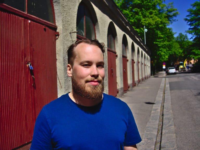 Juho Kallio CTO Co Founder of IPRallytaken by Juuso Piskonen5