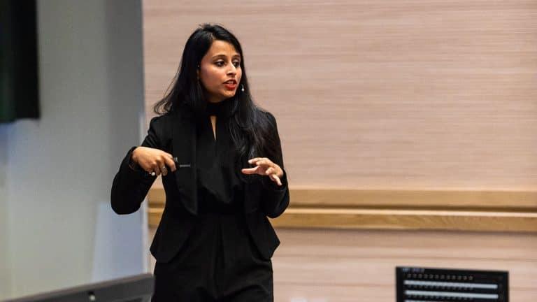 Priyanka Banerjee Co founder and CEO at BusinessWiz Premium AcademyHKI10 3 19 47 scaled