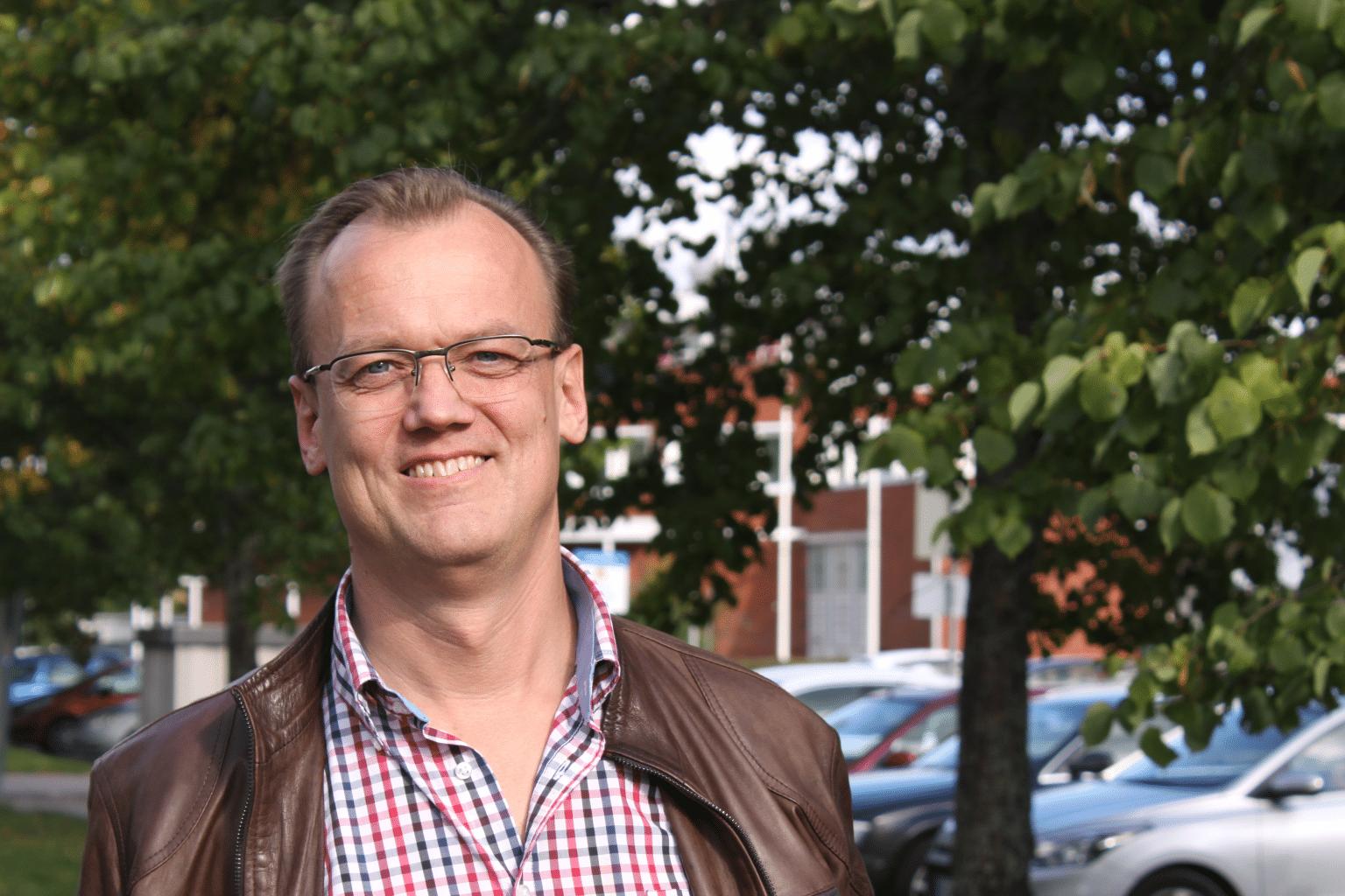 Antti Leijala Lean sales pioneer CEO at UltraLeanBusiness Oy Ltd 1