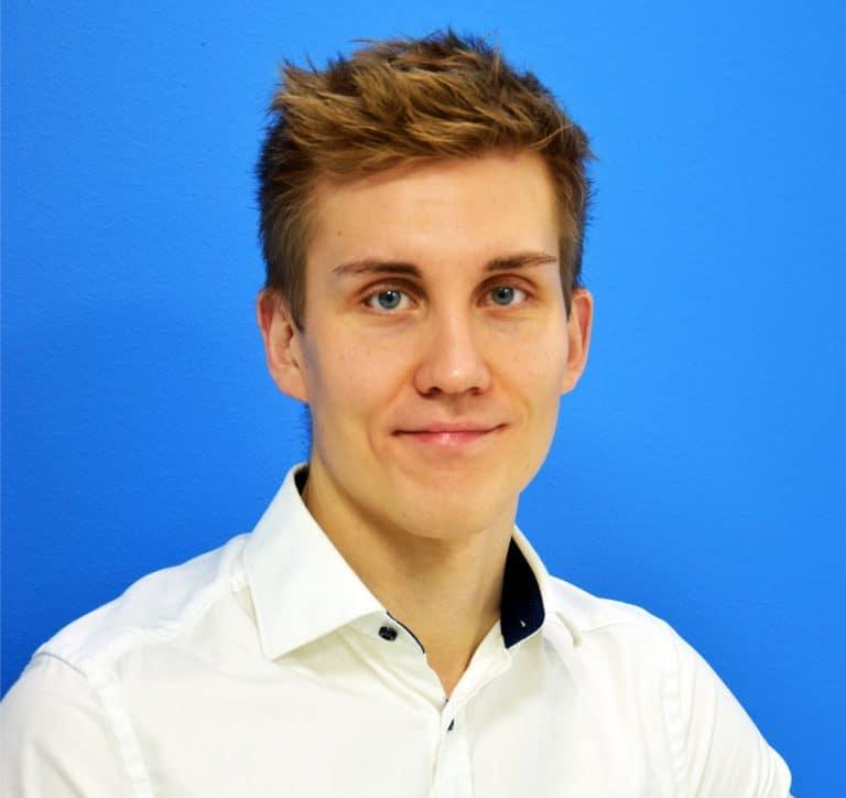 Jesse Nieminen Co founder Chairman of Viima wide resized