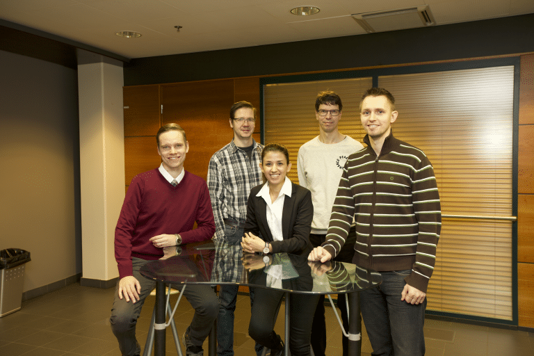 Mikko Parkkila CMO Co Founder at Radientum Team 2016