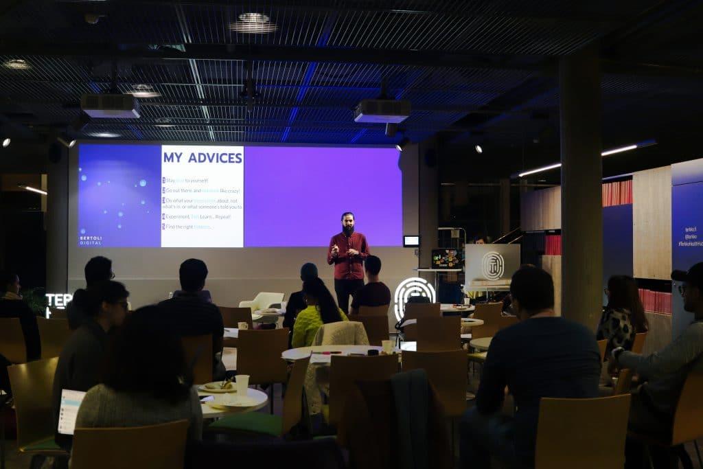 Rémy Bertoli BERTOLI Digital Helsinki Finland France Marketing Agency Web Development