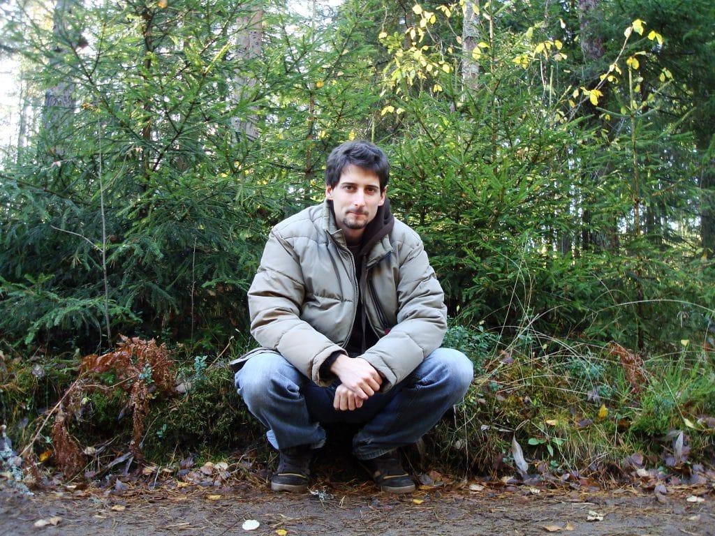 Stefan in Loviisa in 2008 1
