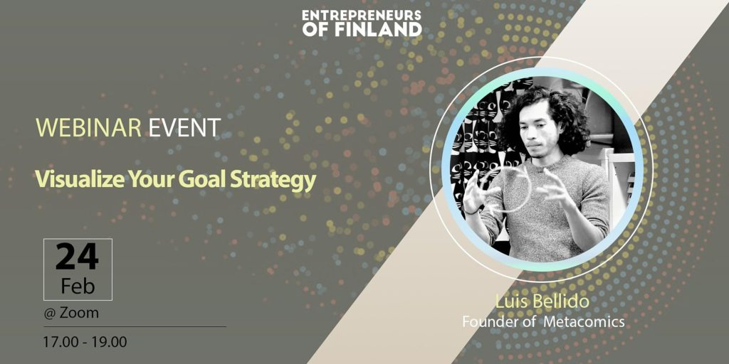 webinar visualize your goal entrepreneurs of finland