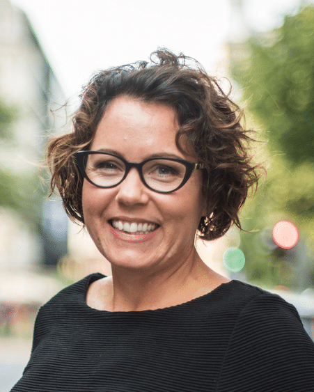 """""""I said YES before even knowing what we were about to do"""" - Denise Johansson Co-founder and CEO of Enfuce License Services, COO of Enfuce Group"""
