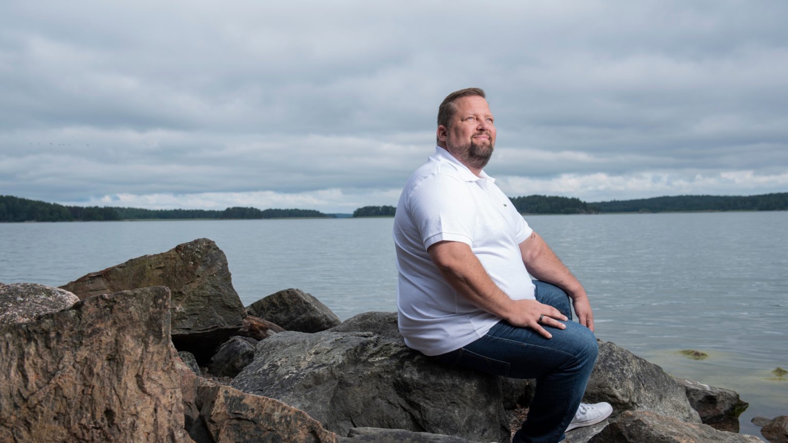 Iiro Lindborg - Co-founder and VP Customer Solutions & Concepts