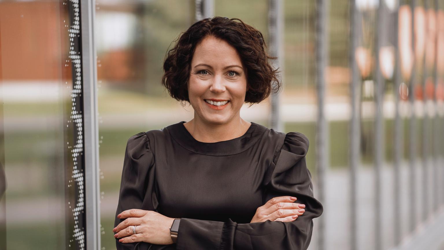 Denise Johansson Finnish woman entrepreneur business Enfuce CEO